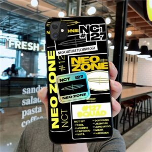 NCT iPhone Case #12